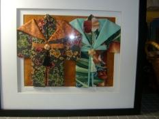 kimonos framed!