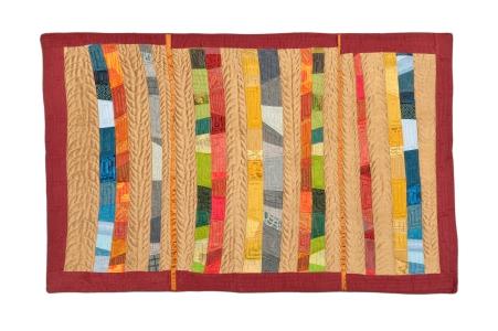 Silk Landscape (2012).