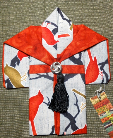 First of my mini kimonos to sell.
