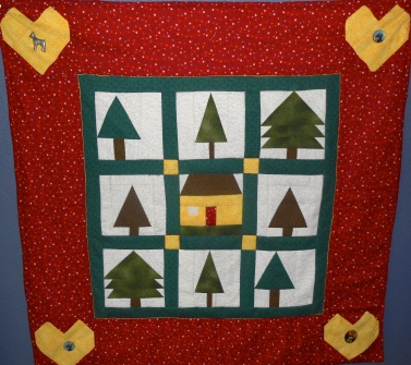 Paper Pieced Wall Hanging