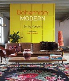 Bohemian Modern by Emily Henson, photo credit: amazon.com