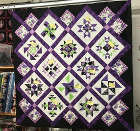 Block of the Month Club at Sew N Go
