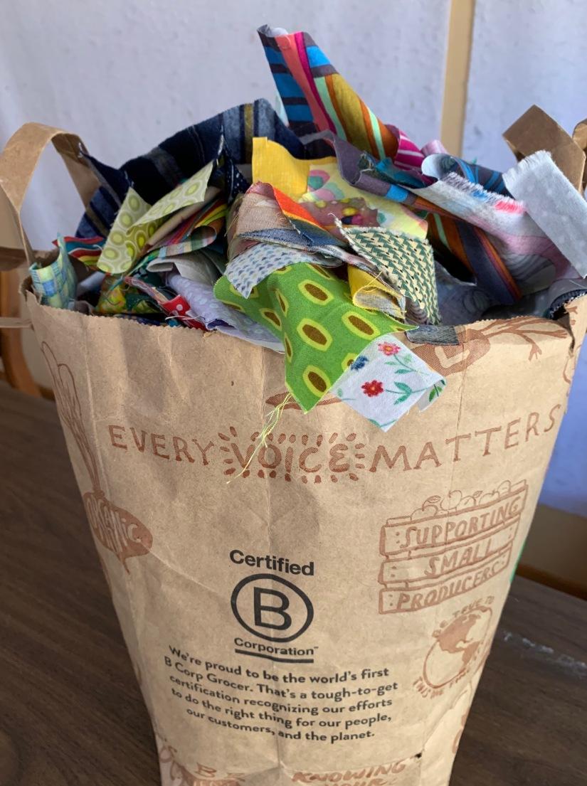#9, Bag of Scraps