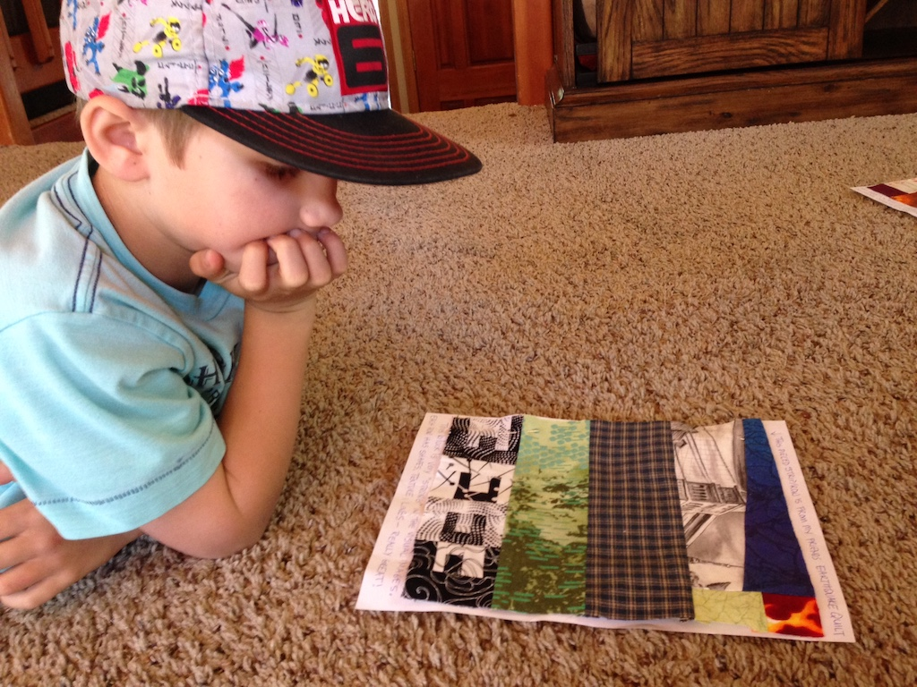 #9 kid contemplation