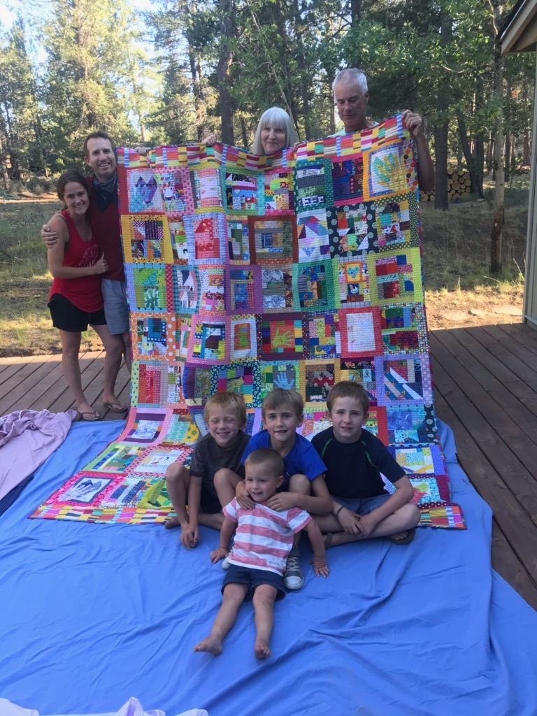 #21- giveaway the quilt