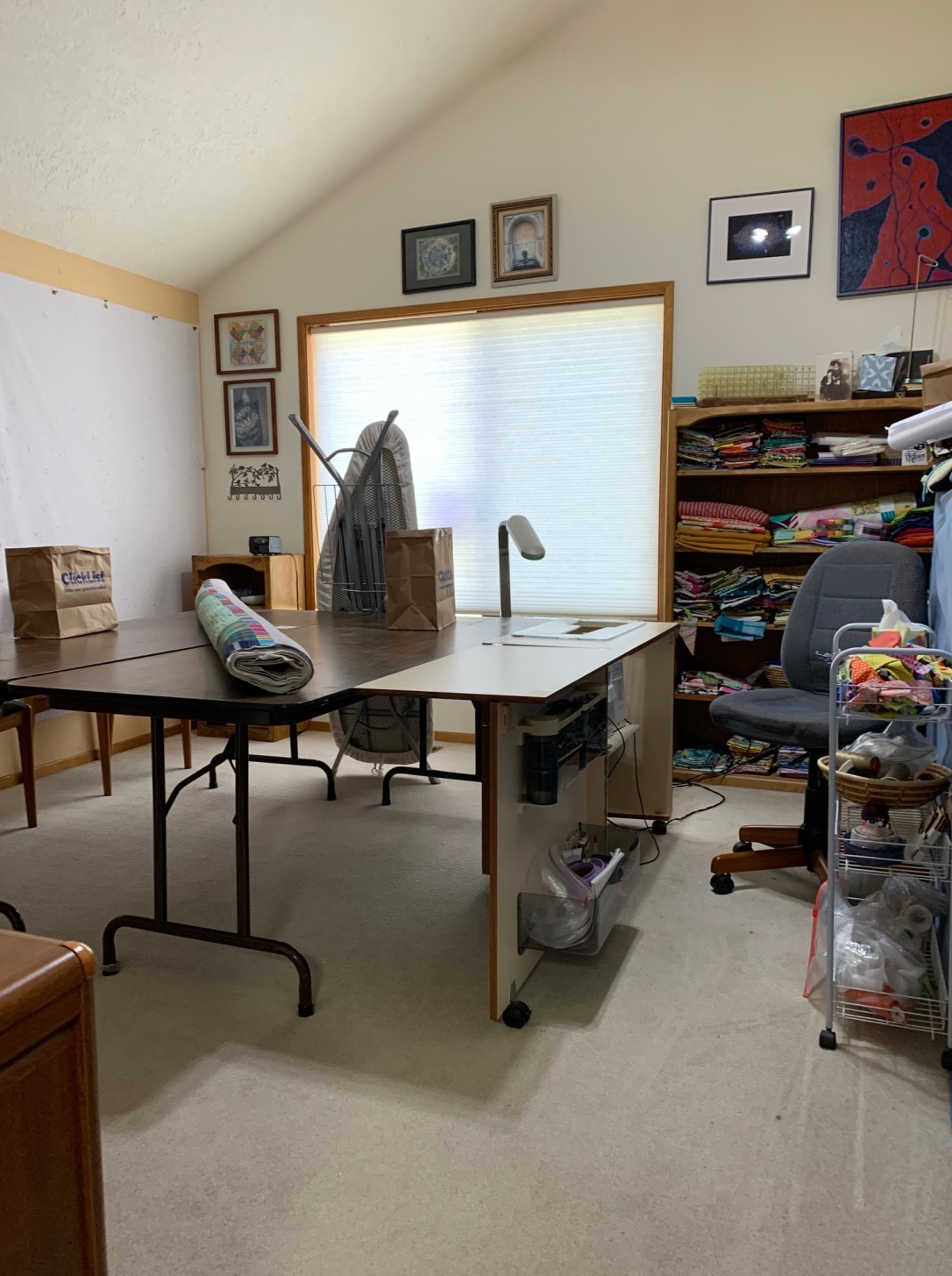 #8-sewing room